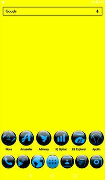 Blue Glass Orb Icon Pack v2.2 screenshot 16
