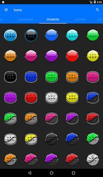 Blue Glass Orb Icon Pack v2.2 screenshot 21