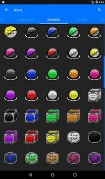 Blue Glass Orb Icon Pack v2.2 screenshot 22