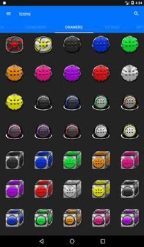 Blue Glass Orb Icon Pack v2.2 screenshot 23
