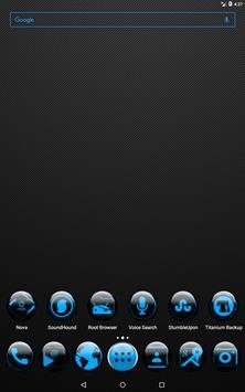 Blue Glass Orb Icon Pack v2.2 screenshot 8