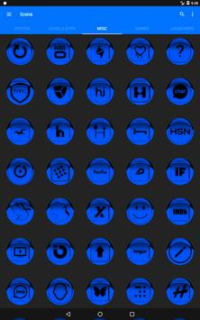 Blue Icon Pack Style 1 v3.0 Free screenshot 12
