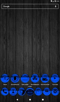 Blue Icon Pack Style 1 v3.0 Free screenshot 16