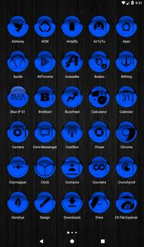 Blue Icon Pack Style 1 screenshot 17