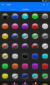 Blue Icon Pack Style 1 v3.0 Free screenshot 22
