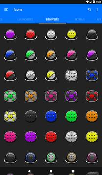Blue Icon Pack Style 1 v3.0 Free screenshot 23