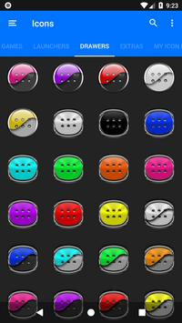 Blue Icon Pack Style 1 v2.0 screenshot 7