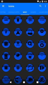 Blue Icon Pack Style 1 screenshot 6