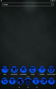 Blue Icon Pack Style 1 v2.0 screenshot 8