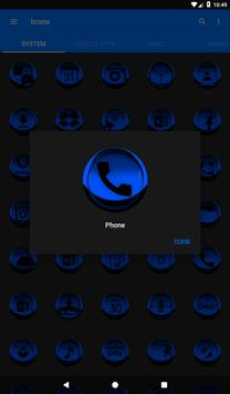 Blue Icon Pack Style 3 v2.0 screenshot 19