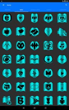 Cyan Fold Icon Pack v3 screenshot 14