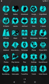 Cyan Fold Icon Pack v3 screenshot 18