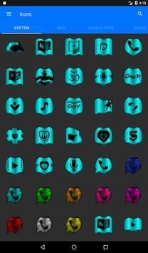 Cyan Fold Icon Pack v3 screenshot 19