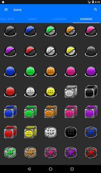 Cyan Fold Icon Pack v3 screenshot 21