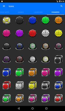 Cyan Fold Icon Pack v3 screenshot 22