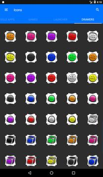 Cyan Fold Icon Pack v3 screenshot 23