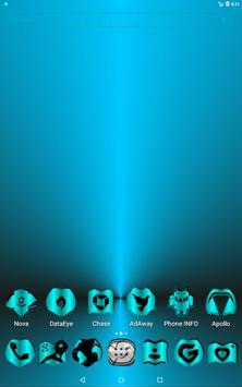 Cyan Fold Icon Pack v3 screenshot 8