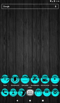 Cyan Icon Pack Style 1 v3.0 Free screenshot 16