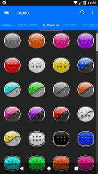 Cyan Icon Pack Style 1 v3.0 Free screenshot 7