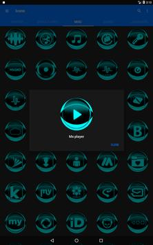 Cyan Icon Pack Style 2 v2.0 screenshot 11