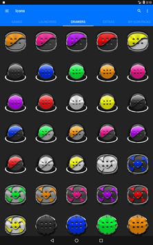 Cyan Icon Pack Style 2 screenshot 13