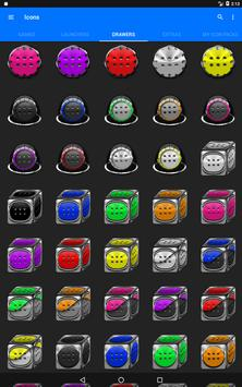 Cyan Icon Pack Style 2 v2.0 screenshot 14