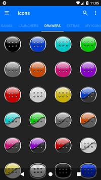 Cyan Icon Pack Style 2 screenshot 7