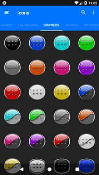 Cyan Icon Pack Style 2 v3.0 Free screenshot 7