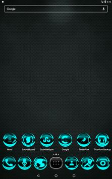 Cyan Icon Pack Style 2 v2.0 screenshot 8