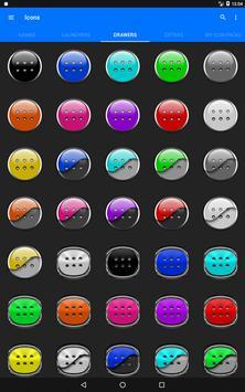 Cyan Icon Pack Style 3 screenshot 12