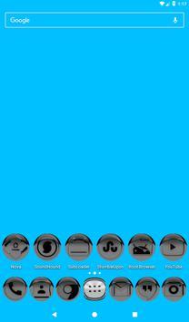 Grey Icon Pack Style 1 v3.0 Free screenshot 16