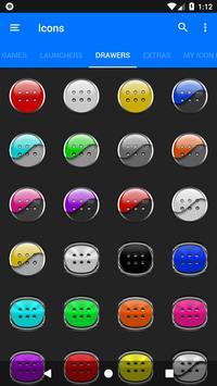 Grey Icon Pack Style 1 v3.0 Free screenshot 7