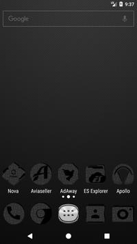 Greyscale Puzzle Icon Pack poster