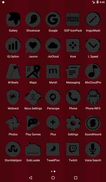 Greyscale Puzzle Icon Pack screenshot 18