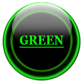 Green Glass Orb Icon Pack v2.2 icon