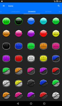 Green Glass Orb Icon Pack v3.0 screenshot 19