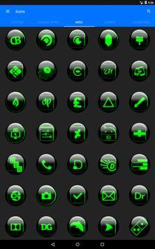 Green Glass Orb Icon Pack v2.2 screenshot 11