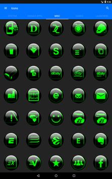Green Glass Orb Icon Pack v2.2 screenshot 12
