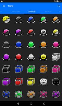 Green Glass Orb Icon Pack v2.2 screenshot 20