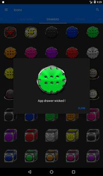 Green Glass Orb Icon Pack v3.0 screenshot 21