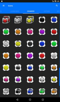 Green Glass Orb Icon Pack v2.2 screenshot 22