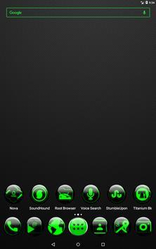 Green Glass Orb Icon Pack v2.2 screenshot 8