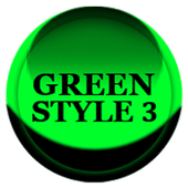 Green Icon Pack Style 3 v2.0 icon