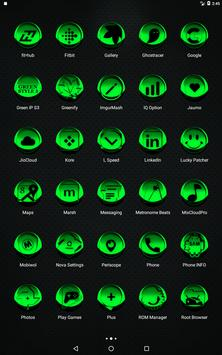 Green Icon Pack Style 3 v2.0 screenshot 10