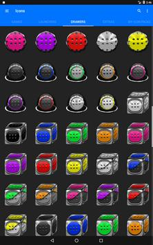 Green Icon Pack Style 3 v2.0 screenshot 14