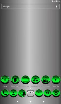 Green Icon Pack Style 3 v2.0 screenshot 16