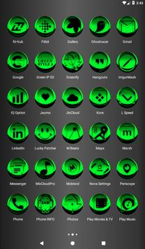 Green Icon Pack Style 3 v2.0 screenshot 18