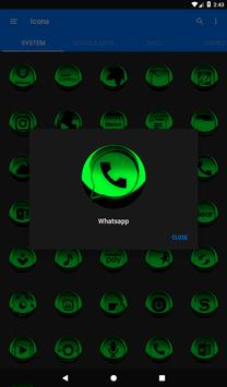 Green Icon Pack Style 3 v2.0 screenshot 19