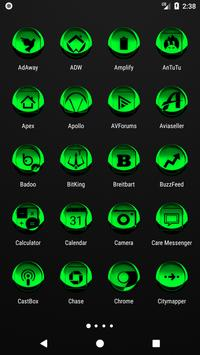 Green Icon Pack Style 3 v2.0 screenshot 1
