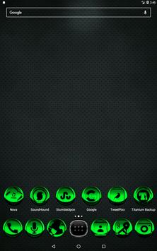 Green Icon Pack Style 3 v2.0 screenshot 8